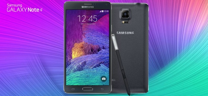Samsung Galaxy Note 4 je ugledao svetlost dana