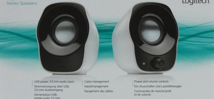 NAGRADNA ANKETA: Osvojite Logitech zvučnike za laptop!