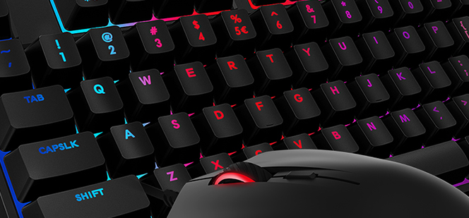 NA TESTU: Cooler Master MasterKeys Lite L – tastatura i miš