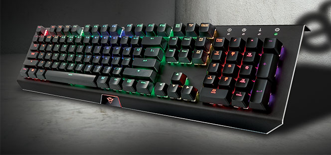 TRUST CADA RGB mehanička gejming tastatura – naša iskustva