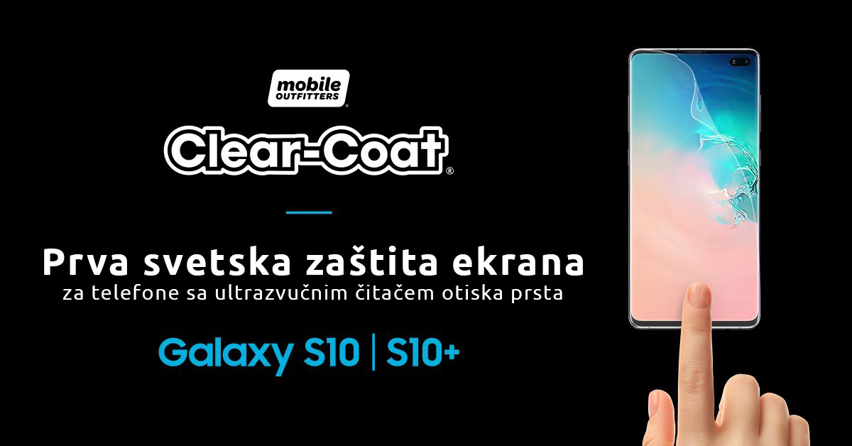 Najbolja folija za Samsung Galaxy S10 i ultrazvučni čitač otiska prsta - 02