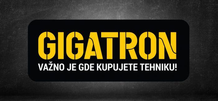 Gigatron internet prodavnica - važno je gde kupujete tehniku